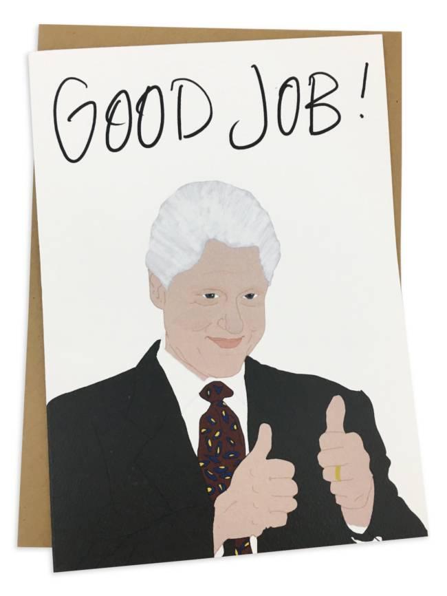 Greeting Card, Good Job