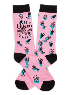 Primitives by Kathy Queen Of Damn Near Everything Socks