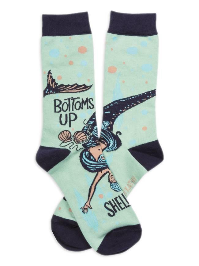Primitives by Kathy Bottoms Up Socks