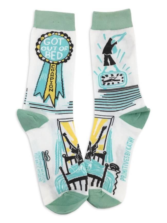 Primitives by Kathy Champion Socks