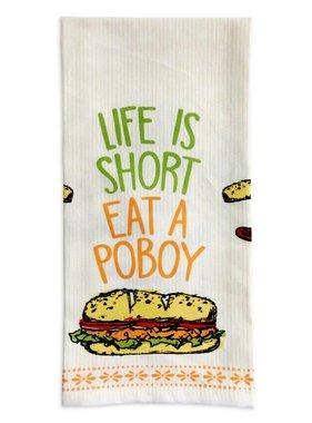 Eat A Poboy Towel