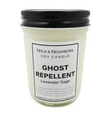Ghost Repellent Soy Candle