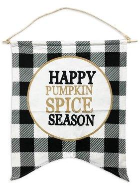 Happy Pumpkin Spice Season Banner