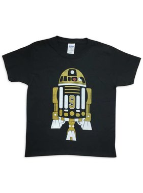 Robot Number 9 Toddler Tee