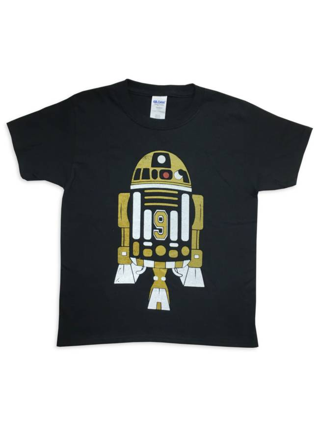 Robot Number 9 Tee for Kids