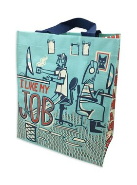 Primitives by Kathy I Like My Job Daily Tote
