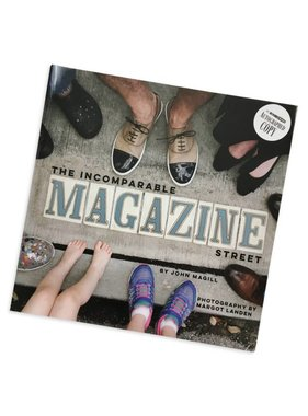 The Incomparable Magazine Street Book