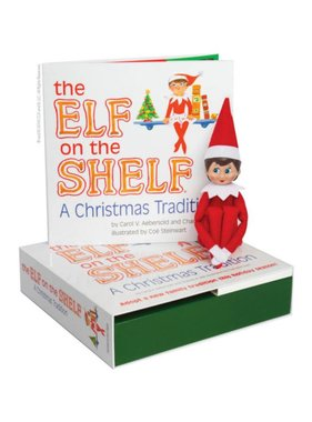 Elf on the Shelf, Girl