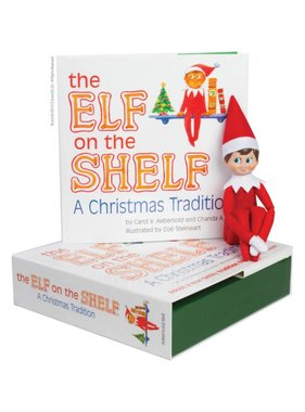 Elf on the Shelf, Boy