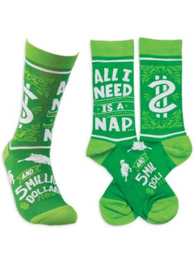Nap and $5 Mil Socks