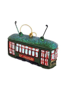 St. Charles Avenue Streetcar Ornament
