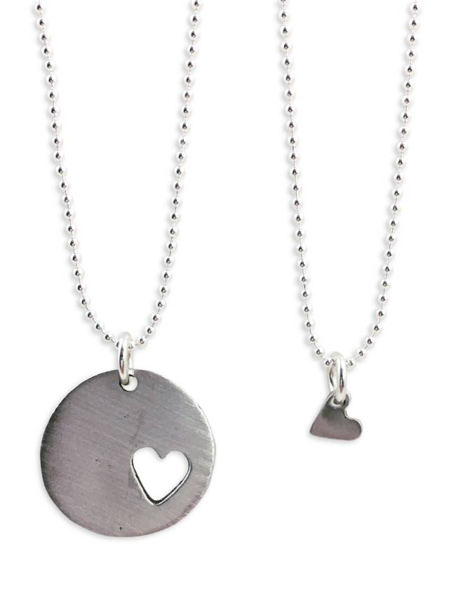 Pieces of My Heart Set, 1 Heart