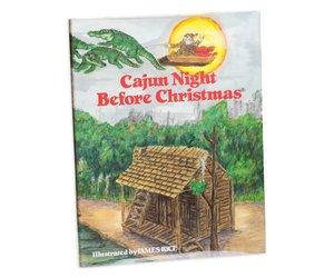 Cajun Night Before Christmas - Fleurty Girl
