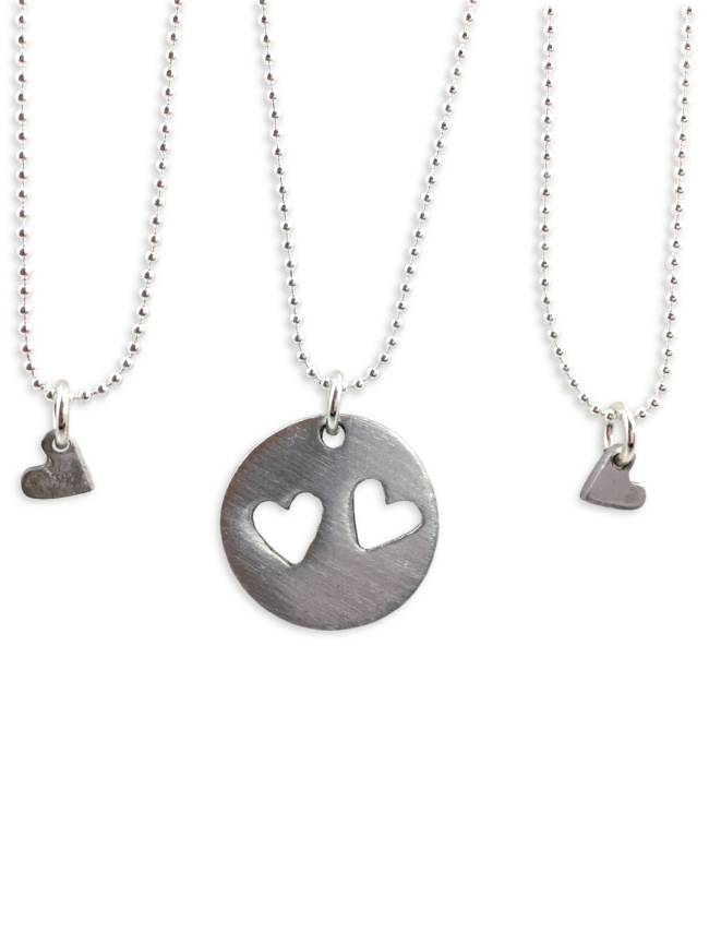 Pieces of My Heart Set, 2 Hearts