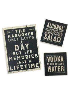 Hangover Magnet Set