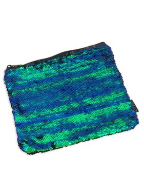 Mermaid Magic Sequin Pencil Pouch
