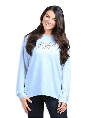 Joyful Sweatshirt in Grey