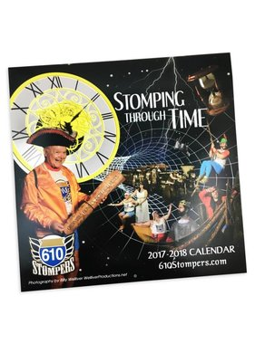 610 Stompers Calendar 2017-2018