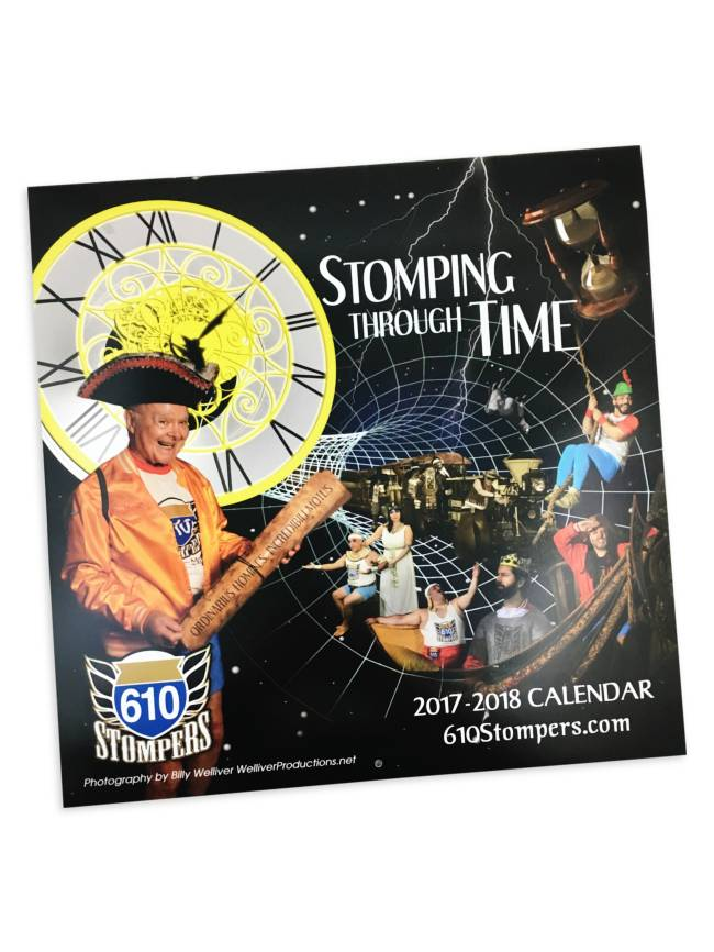 610 Stompers Calendar 2017-2018