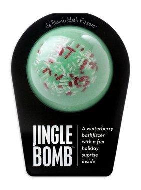 Jingle Bomb Bath Fizzer