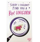 Real Unicorn Enamel Pin