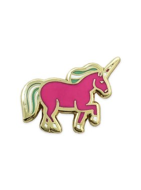 Real Unicorn Enamel Pin