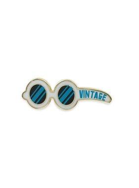 Vintage Enamel Pin