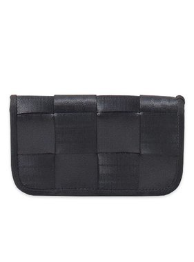 Harveys Seatbeltbag Classic Wallet in Black