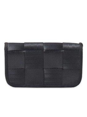 Harveys Seatbeltbag Classic Wallet in Black
