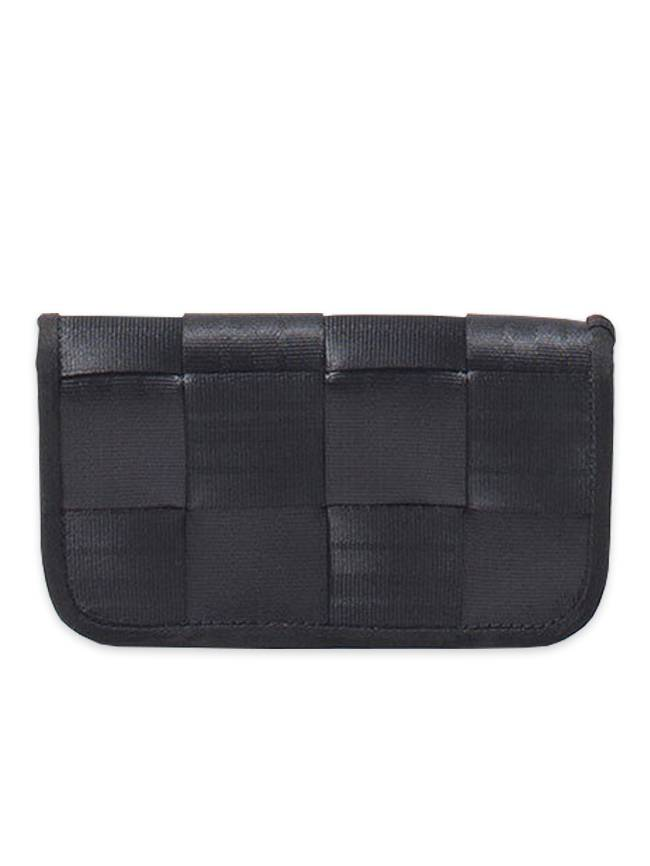 Harveys Harveys Seatbeltbag Classic Wallet in Black