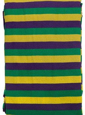 Mardi Gras Striped Stockings