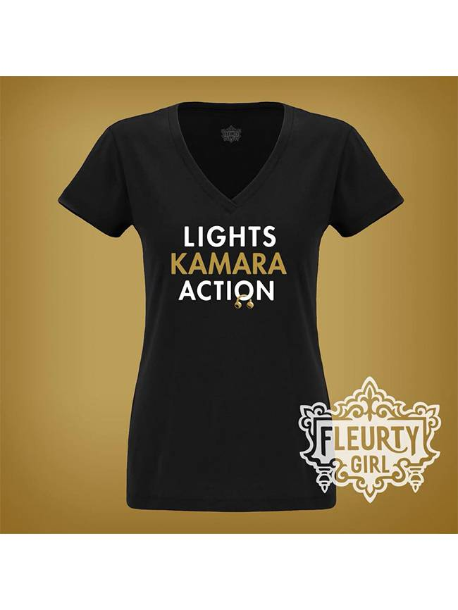 Lights Kamara Action Tee PRE-ORDER