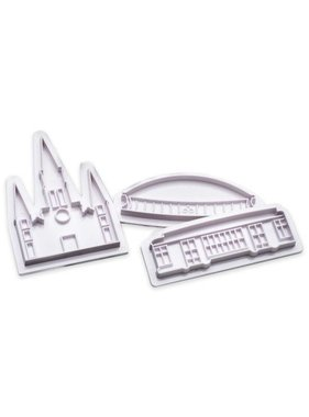 New Orleans Cookie Cutter Set