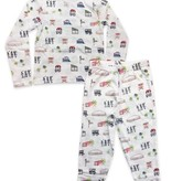 Nola Tawk Kids' NOLA Map Pajamas