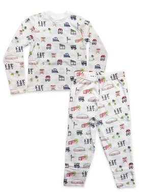 Nola Tawk Kids' NOLA Map Pajamas