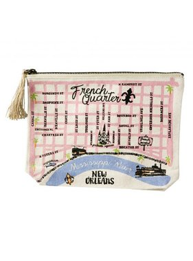 French Quarter Pouch
