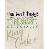 Shared King Cake Towel