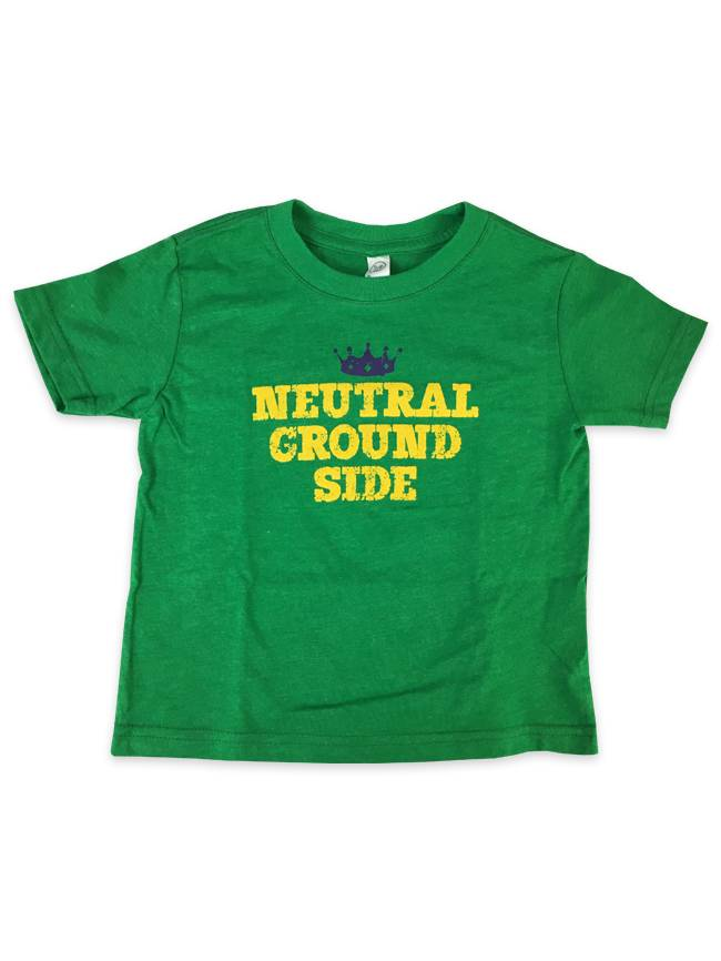 Neutral Ground Side Toddler Tee
