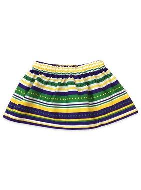 Mardi Gras Twirl Kids' Skirt