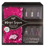 Magic Sequin Beauty Gift Set, Pink