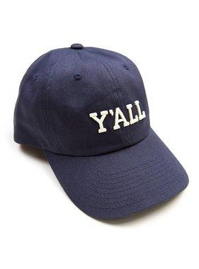 Y'all Navy Baseball Cap