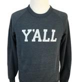 Y'all Sweatshirt, Blue