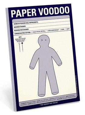 Paper Voodoo Note Pad