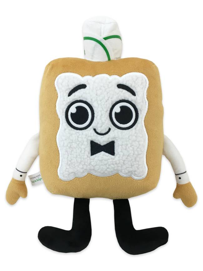Benji the Beignet Plush Toy