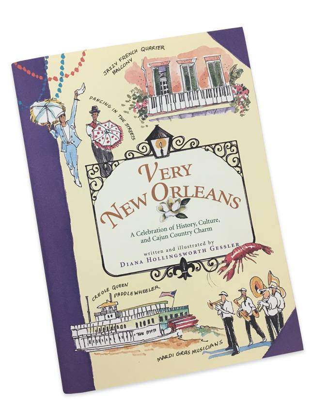 Very New Orleans Book