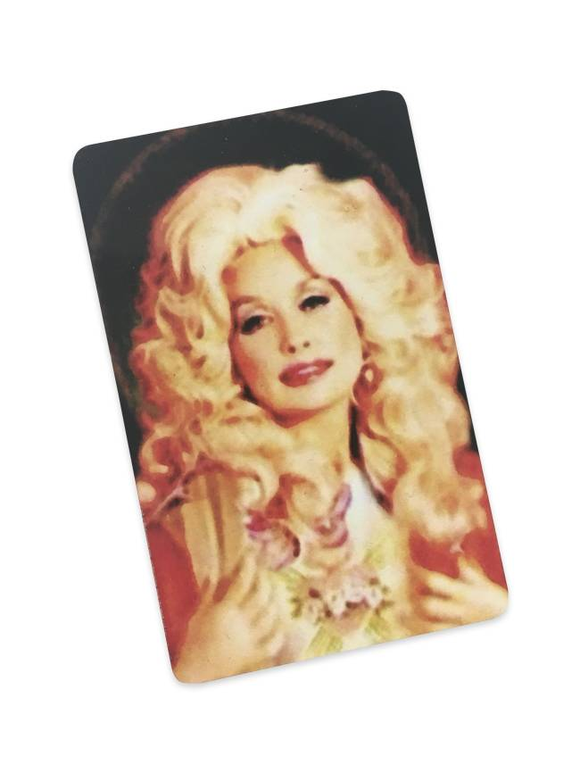 St. Dolly Magnet