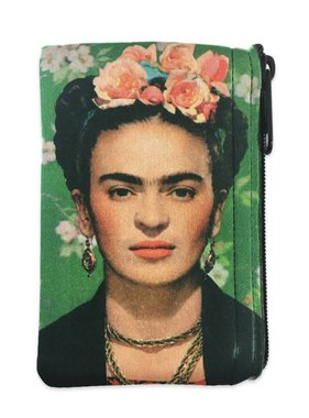 Frida Zipper Pouch