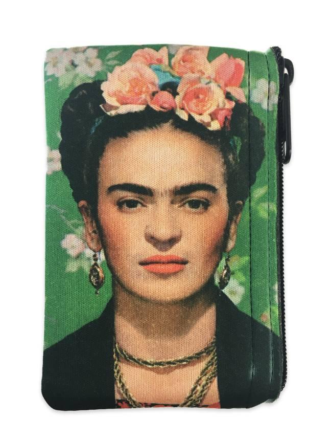 Frida Zipper Pouch