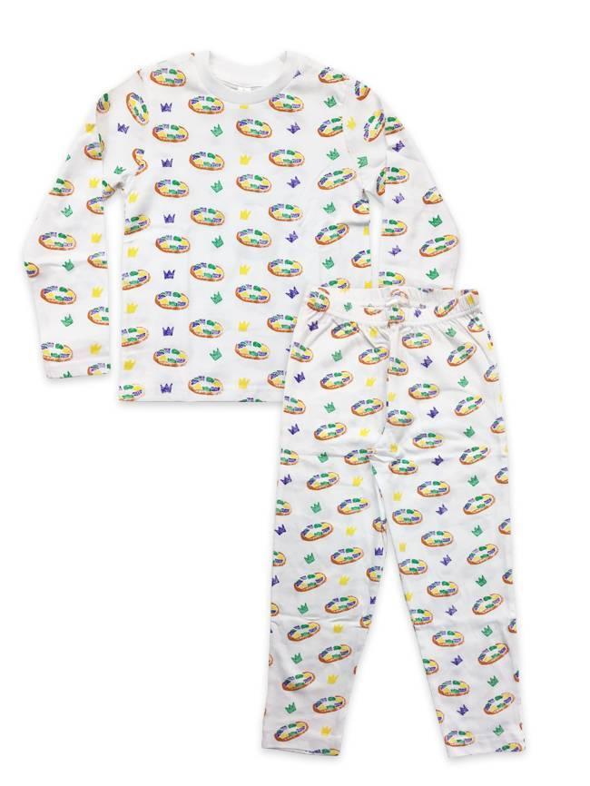 ADULT King Cake Pajamas
