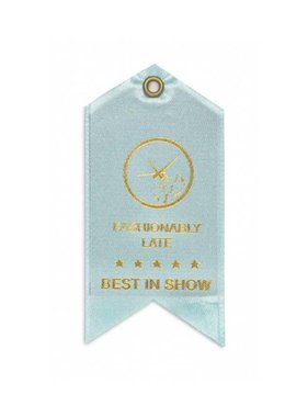 Fashionably Late Award Magnet